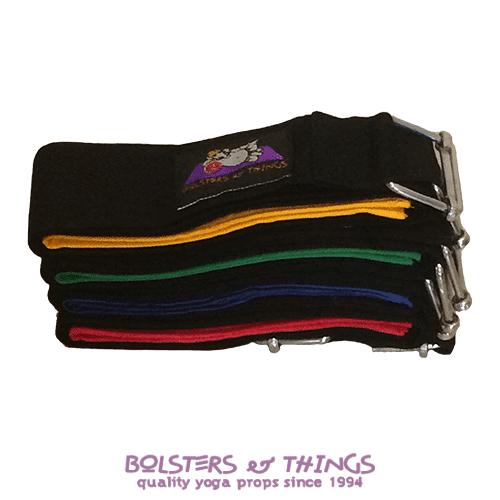 Bolsters & Things - Yoga Bolster Straps - Multiple