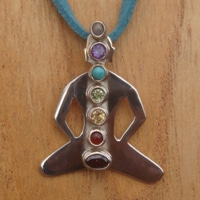 Bolsters & Things - Buddha Chakra Pendant