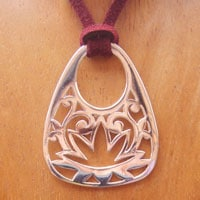 Bolsters & Things - Nirvana Lotus Pendant