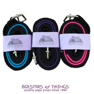 Bolster Carry Straps