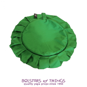Bolsters & Things - Zafu Meditation Cushion Cover - Green