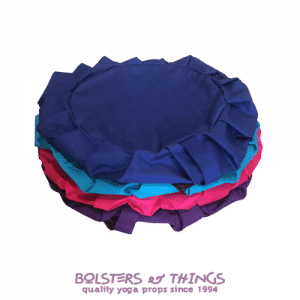 Bolsters & Things - Zafu Meditation Cushion Covers - Stack