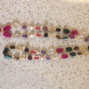 Bolsters & Things - Mala Beads - Navaratna