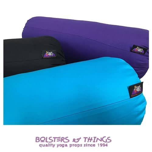 Bolsters & Things - Handmade Standard Yoga Bolsters