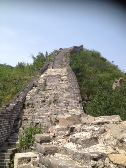 Bolsters & Things - Great Wall Trek Charity