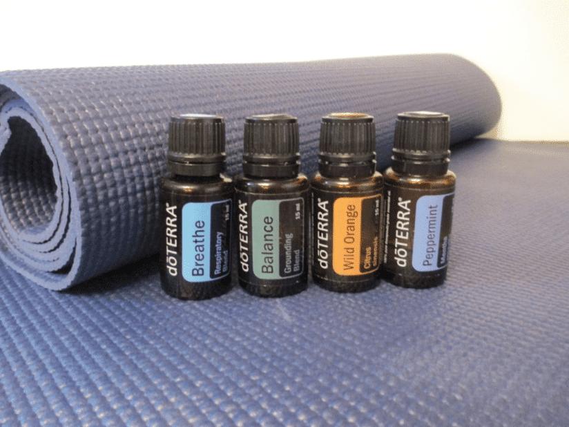 Essential Oils - Bolsters & Things